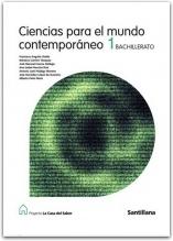 Ciencias para el Mundo Contemporáneo 1 Bto