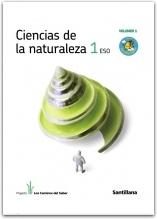 Ciencias Naturales 1 ESO Mochila Ligera